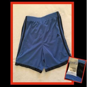 Boys Adidas athletic shorts